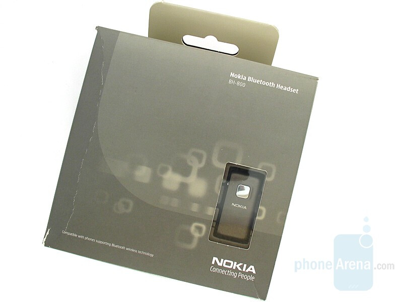 The Box - Nokia BH-800 Bluetooth Headset Review