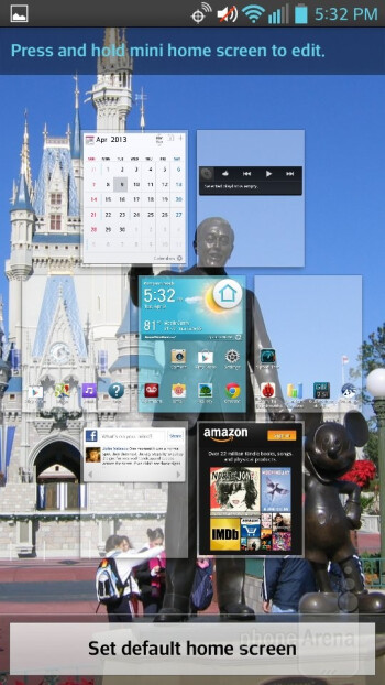 The LG lucid 2 runs on Android 4.1.2 Jelly Bean - LG Lucid 2 Review