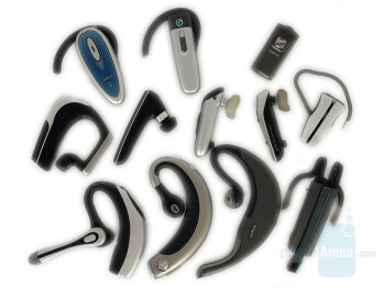 BH-800 Compared with other Bluetooth Headsets - Nokia BH-800 Bluetooth Headset Review