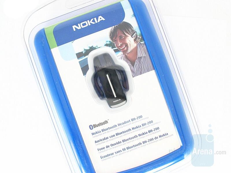 nokia bh 200 bluetooth headset review. Black Bedroom Furniture Sets. Home Design Ideas
