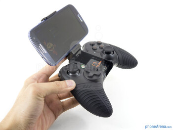 The Moga Pro is extremely comfortable to hold and use - Moga Pro Review