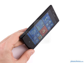 The Lumia 720 has one of the best Nokia designs we've seen. - Nokia Lumia 720 Review