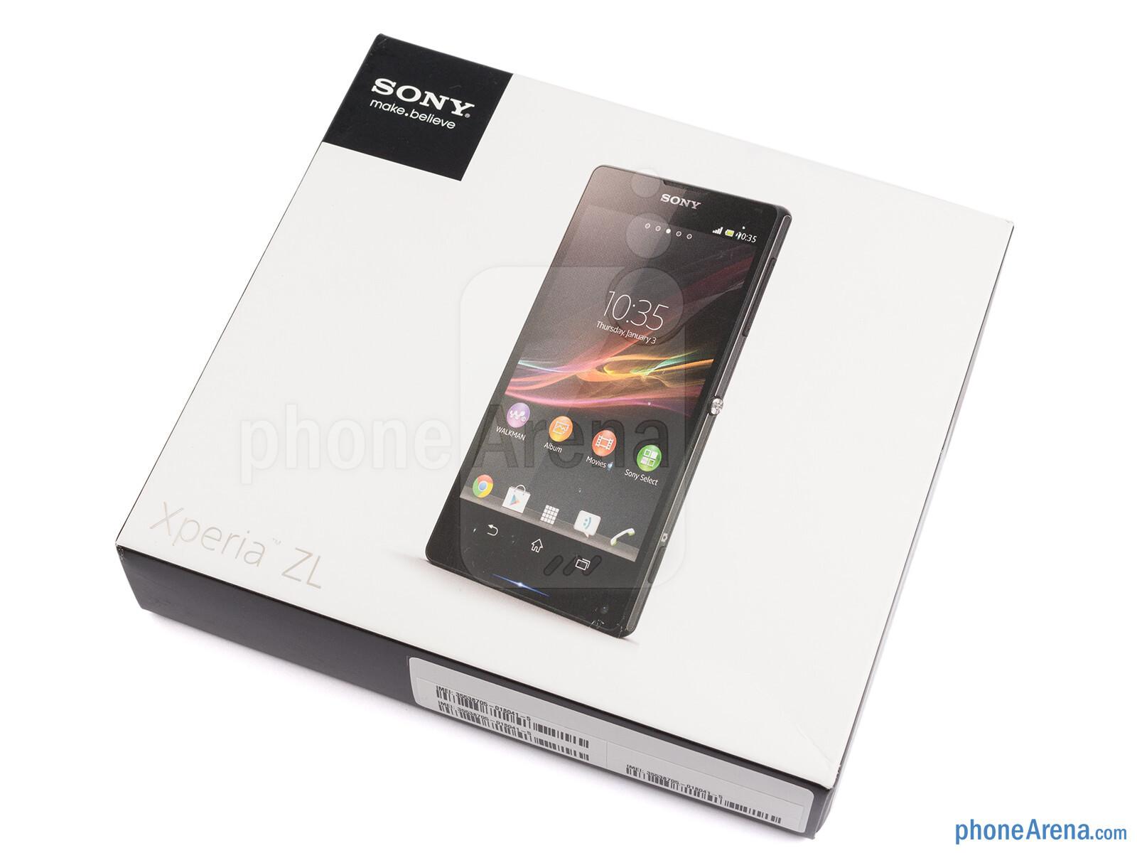 Xperia Zl Sony Xperia ZL Review
