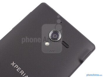 The 13-megapixel shooter - Sony Xperia ZL Review