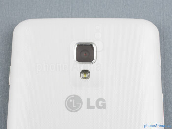 Rear camera - Back - LG Optimus L7 II Review