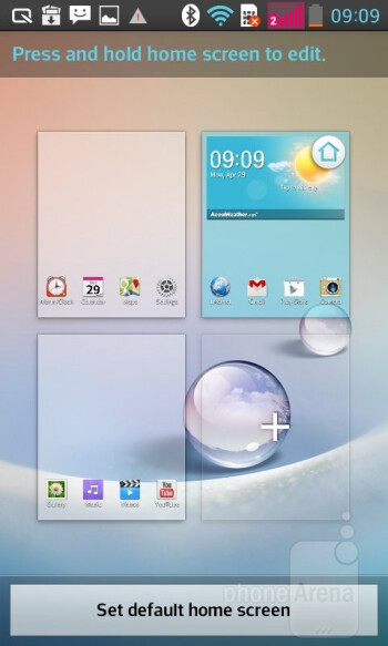 The LG Optimus L7 II ships with Android 4.1.2 Jelly Bean - LG Optimus L7 II Review