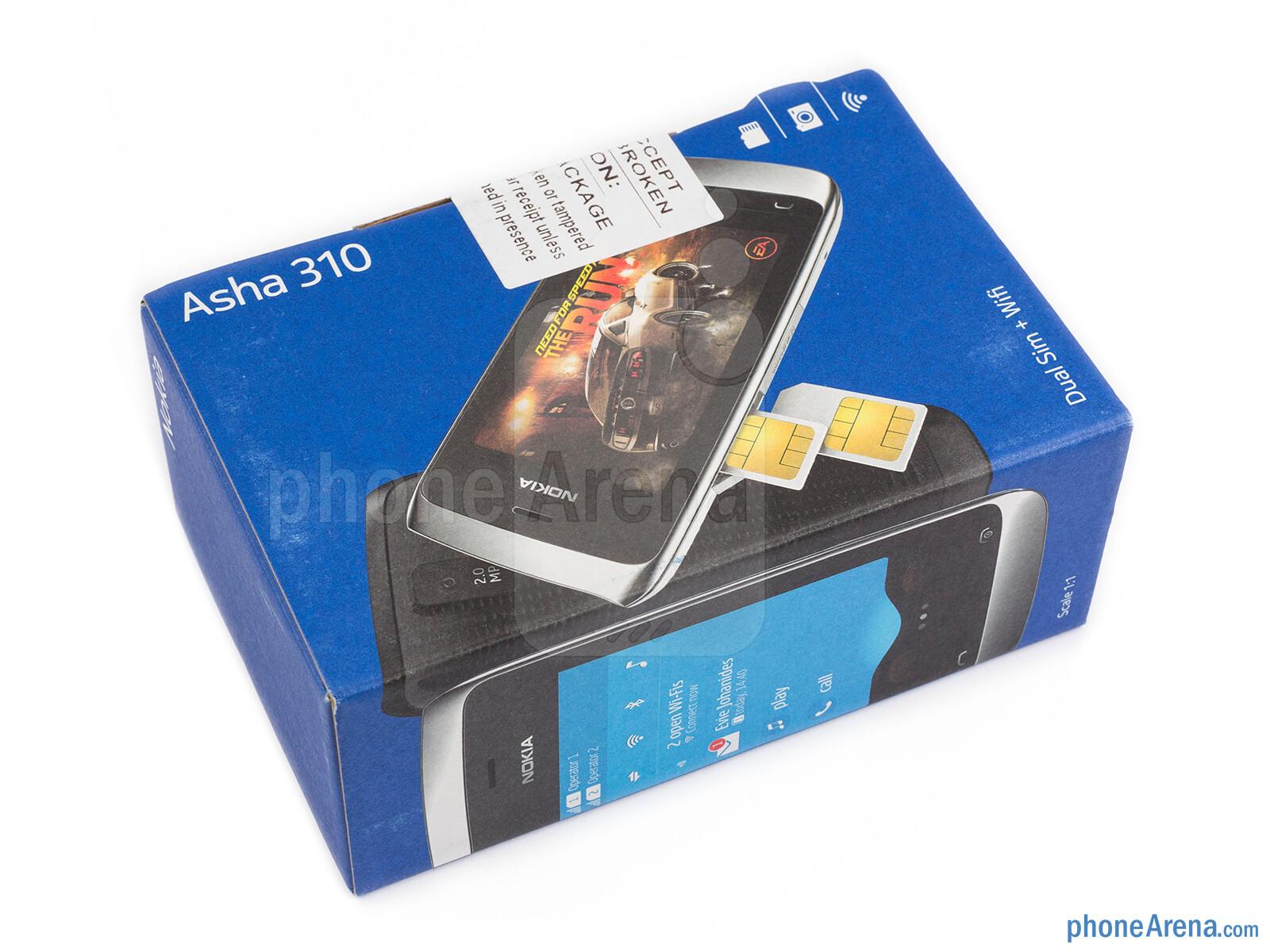 Nokia Asha 310 Review - PhoneArena