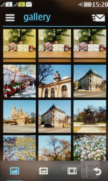 Gallery - Nokia Asha 310 Review