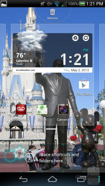 The Pantech Perception comes running Android 4.0.4 Ice Cream Sandwich - Pantech Perception Review