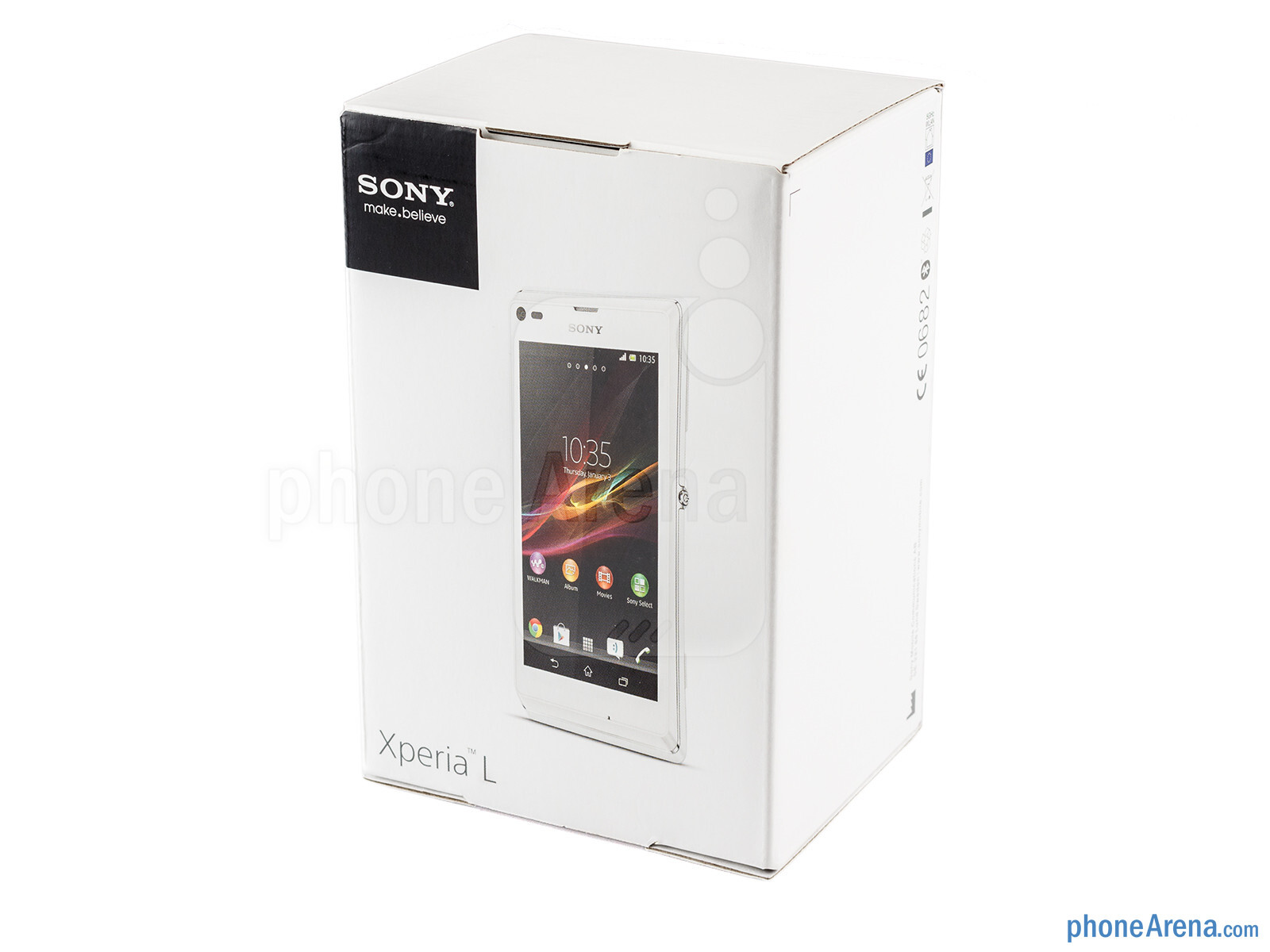 Xperia L White Sony Xperia L Review