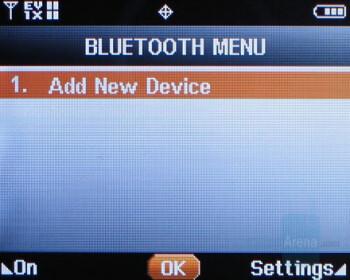 Samsung Alias U740 Review
