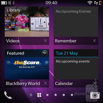 BlackBerry 10 OS is snappy, visually-polished and very fluid - BlackBerry Q10 Review