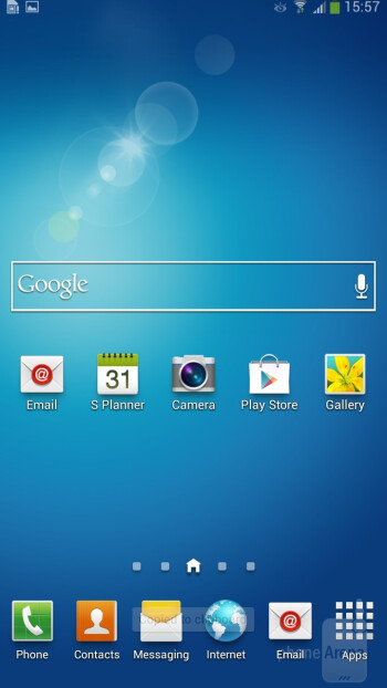 The TouchWiz Nature UX 2.0 - Samsung Galaxy Mega 6.3 Preview