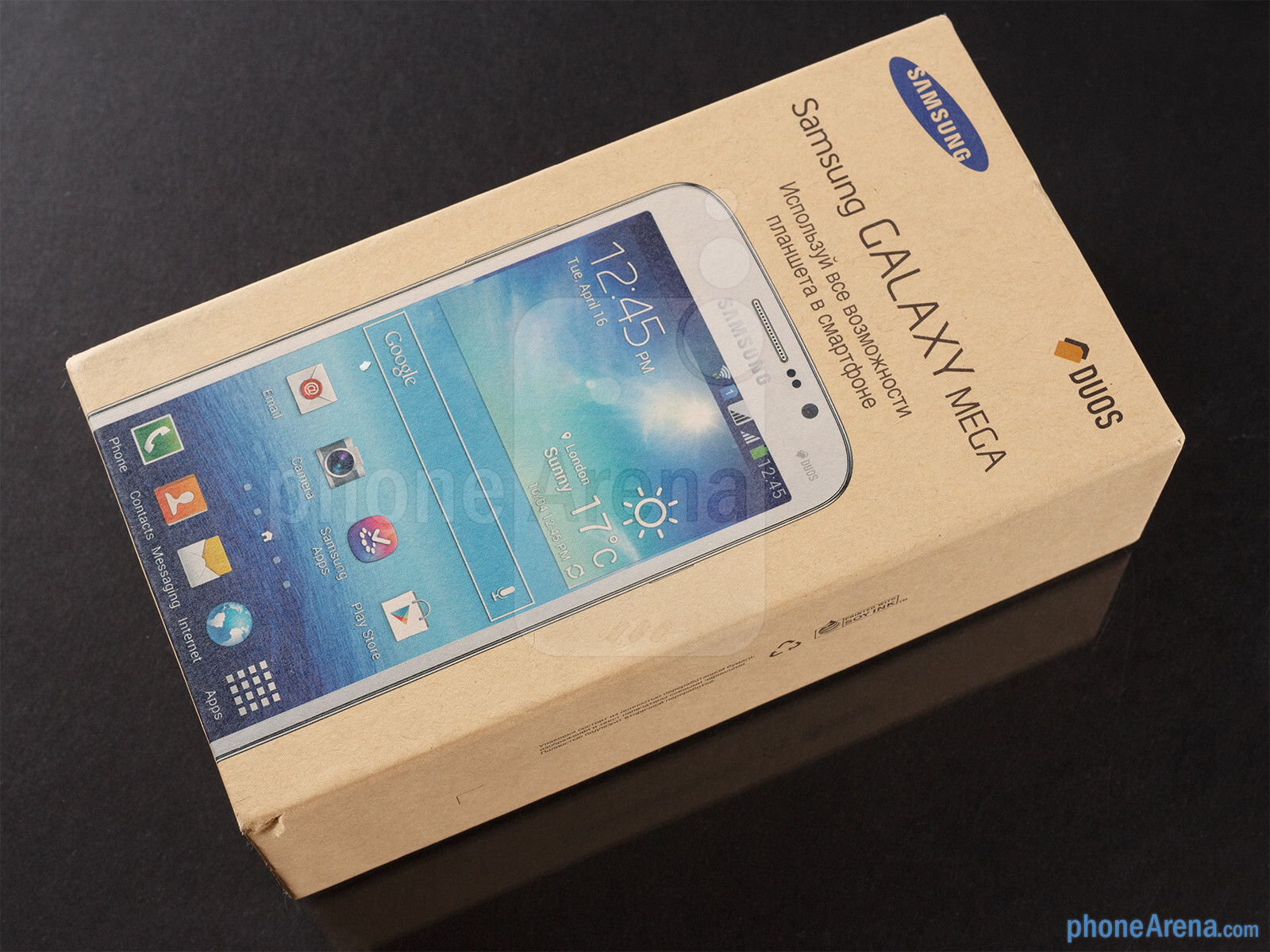 Samsung Galaxy Mega 58 Review Headset Ehs64avfwe Note Original