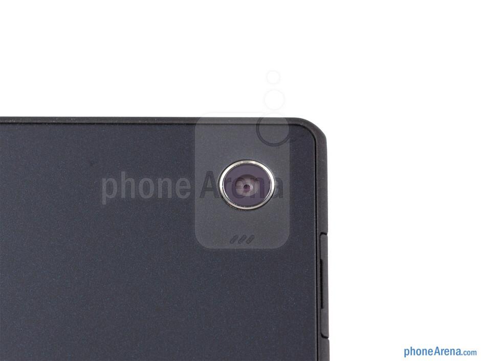 Rear camera - Sony Xperia Tablet Z Review