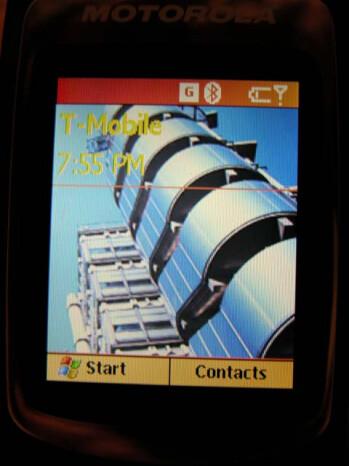 Motorola MPx220 review