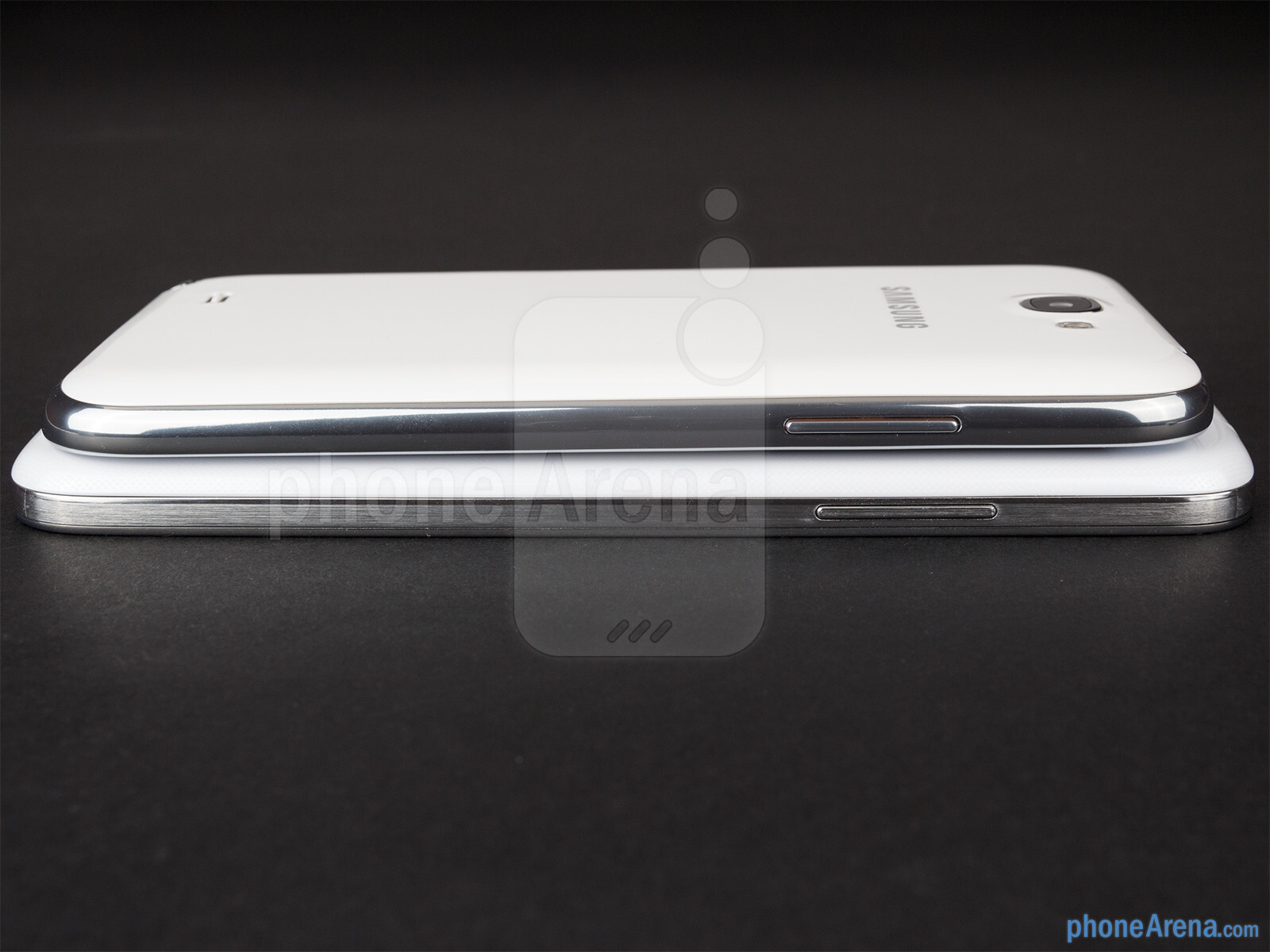 Samsung Galaxy Mega 5.8 vs Samsung Galaxy Note II