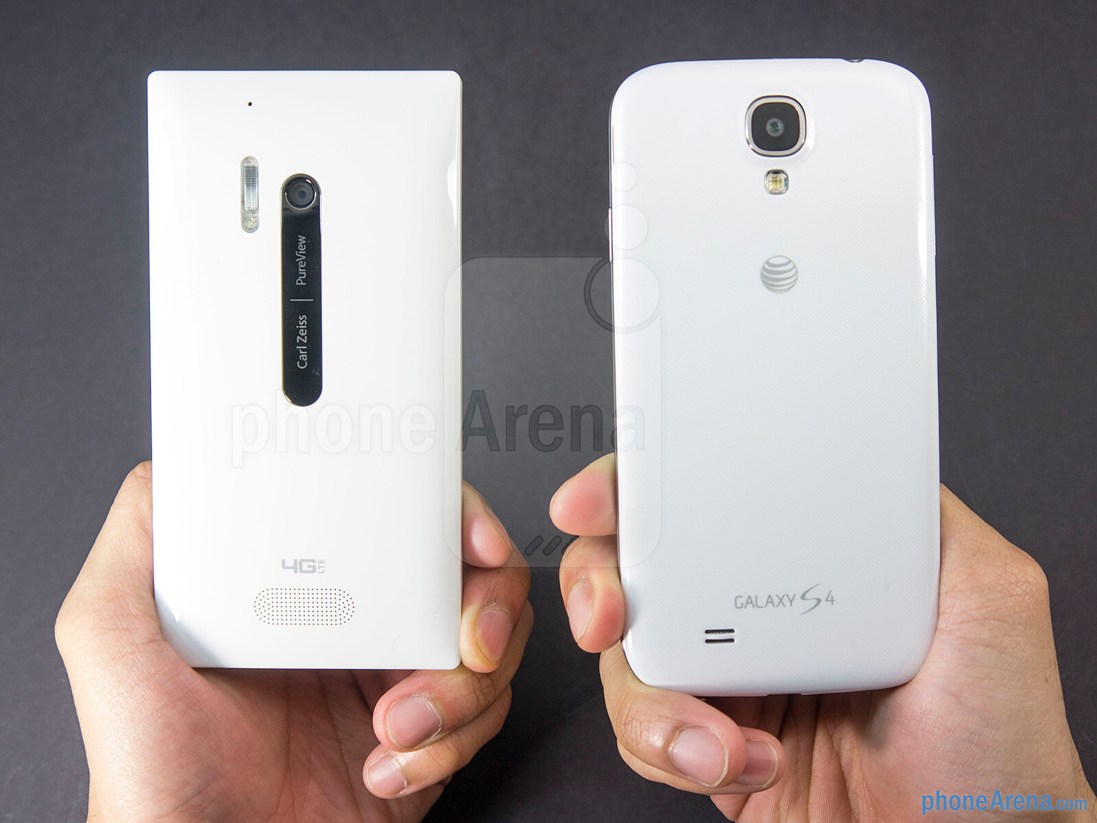 Nokia Lumia 928 Specification The Nokia Lumia 928 Left And