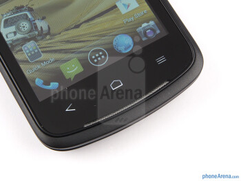 Android capacitive keys - Acer Liquid Z2 Review