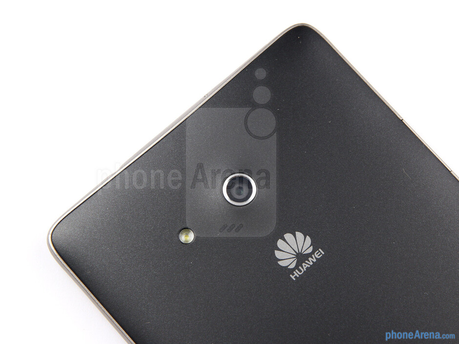 Rear camera - Huawei Ascend Mate Review
