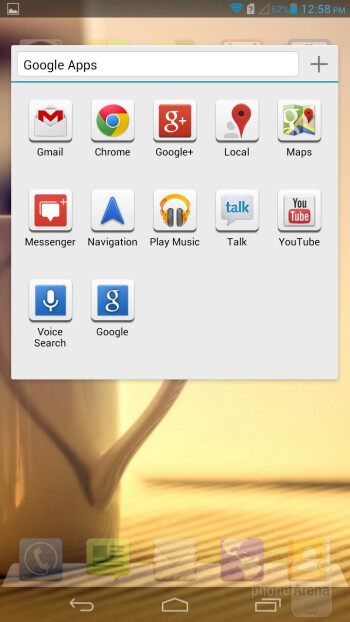 Emotion UI is overlayed on top of Android 4.1.2 on the Huawei Ascend Mate - Samsung Galaxy Mega 6.3 vs Huawei Ascend Mate
