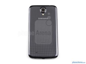 Back - Samsung Galaxy Mega 6.3 Review