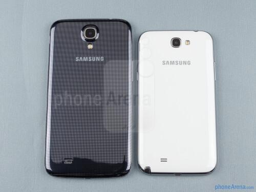 Samsung Galaxy Mega 6.3 vs Galaxy Note II - PhoneArena