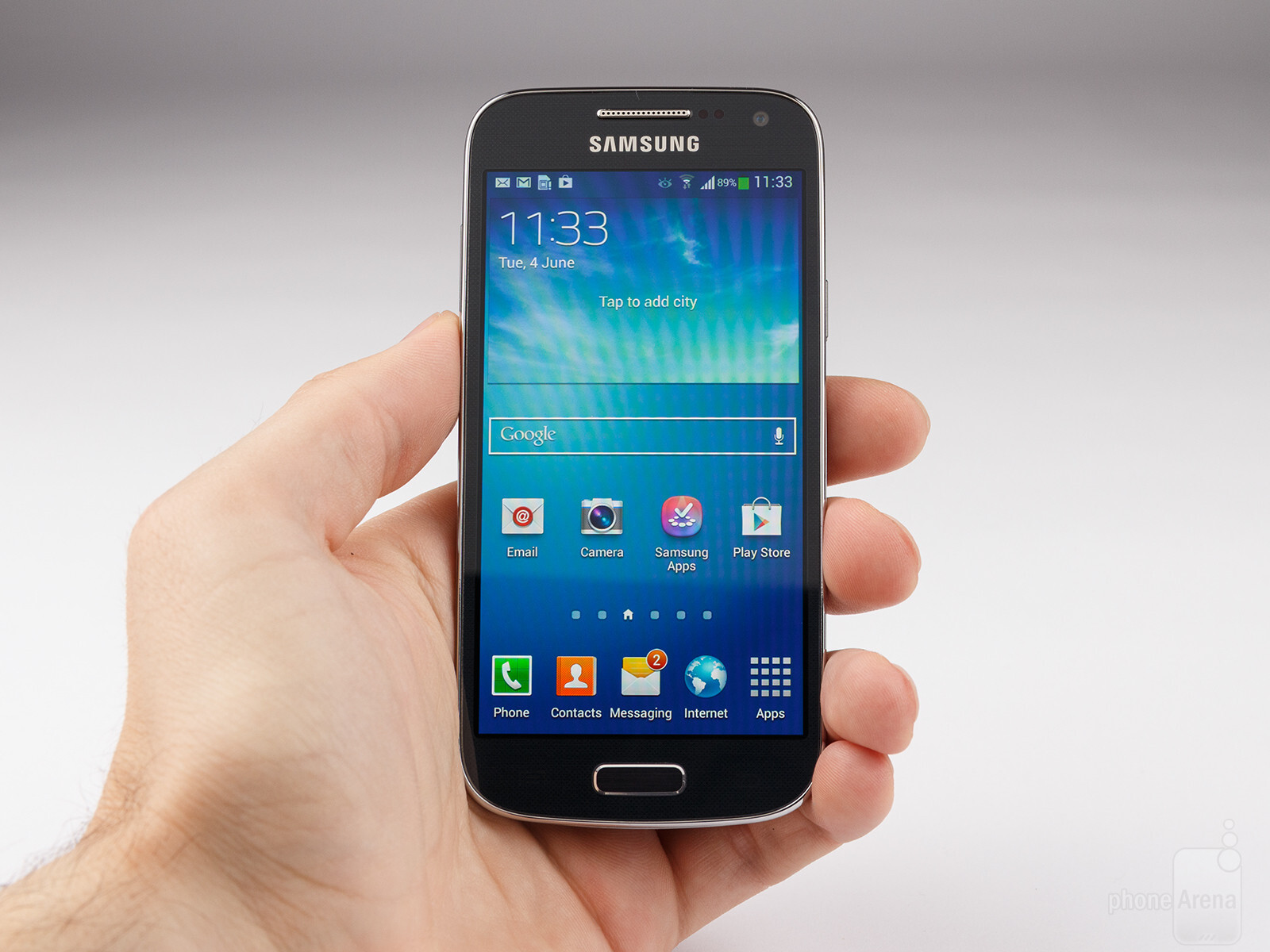 samsung galaxy s4 mini review call quality battery and conclusion. Black Bedroom Furniture Sets. Home Design Ideas
