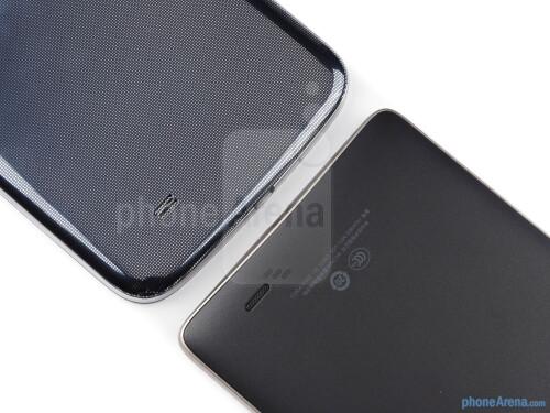 Samsung Galaxy Mega 6.3 vs Huawei Ascend Mate