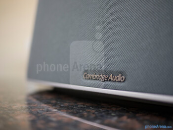 It's sporting an all too typical speaker design that doesn't try to hide the intricacies of its functionality - Cambridge Audio Minx Air 100 Review
