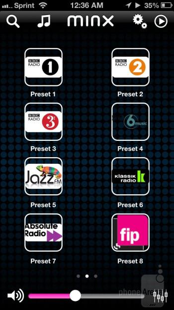 Minx Air app - Cambridge Audio Minx Air 100 Review