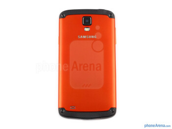 Back - Samsung Galaxy S4 Active Preview