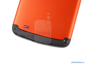 Loudspeaker grill - Samsung Galaxy S4 Active Preview