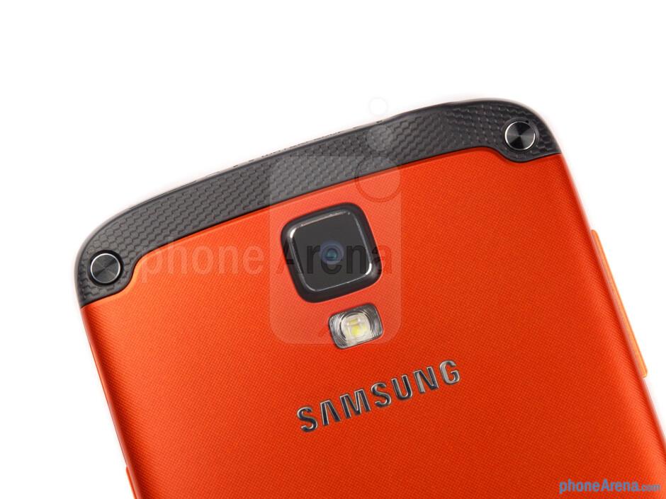 Rear camera - Samsung Galaxy S4 Active Preview