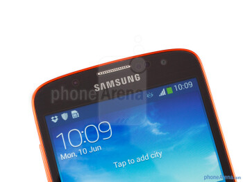 Front camera - Samsung Galaxy S4 Active Preview
