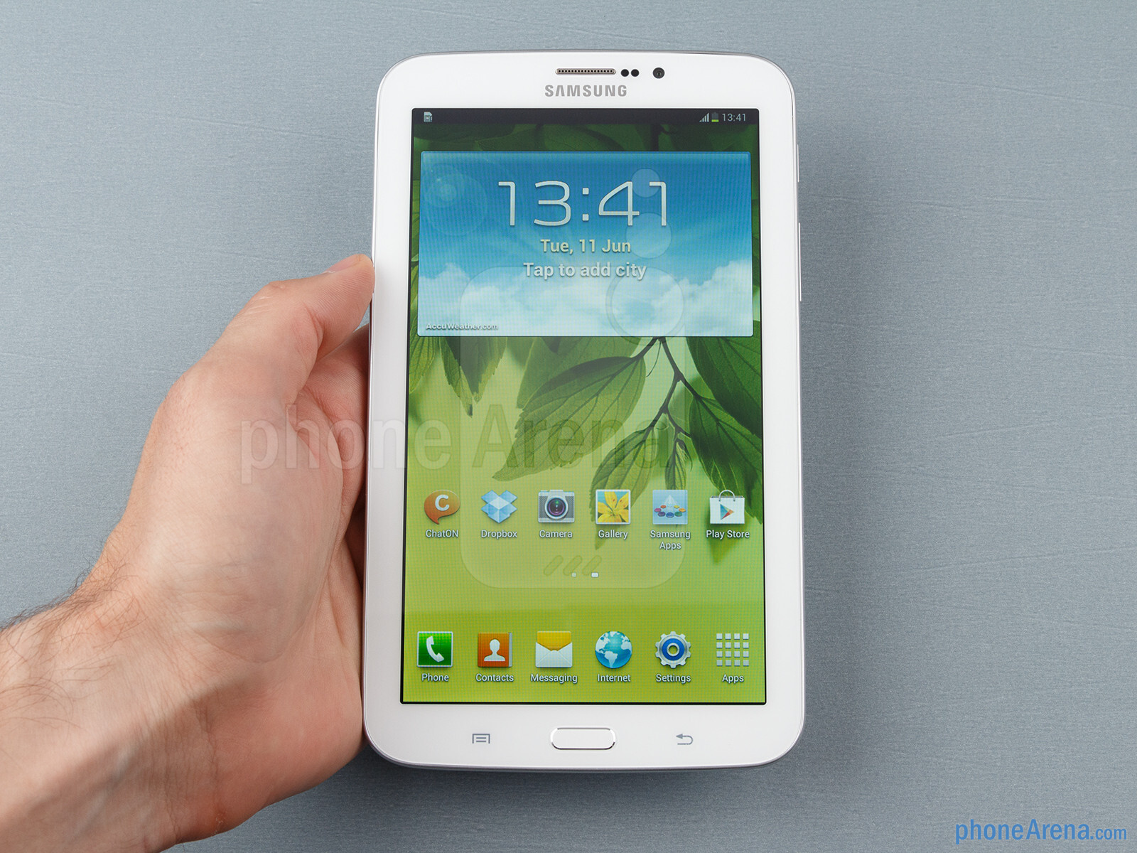 Samsung Galaxy Tab 3 7-inch Preview