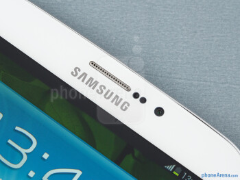 Front camera - Samsung Galaxy Tab 3 7-inch Preview