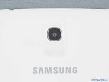 Rear camera - The sides of the Samsung Galaxy Tab 3 7-inch - Samsung Galaxy Tab 3 7-inch Preview