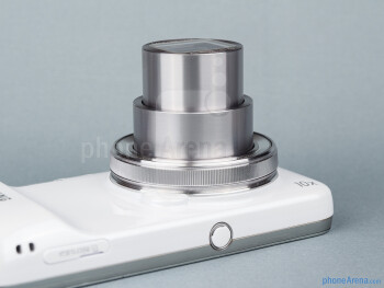 Samsung Galaxy S4 Zoom Preview