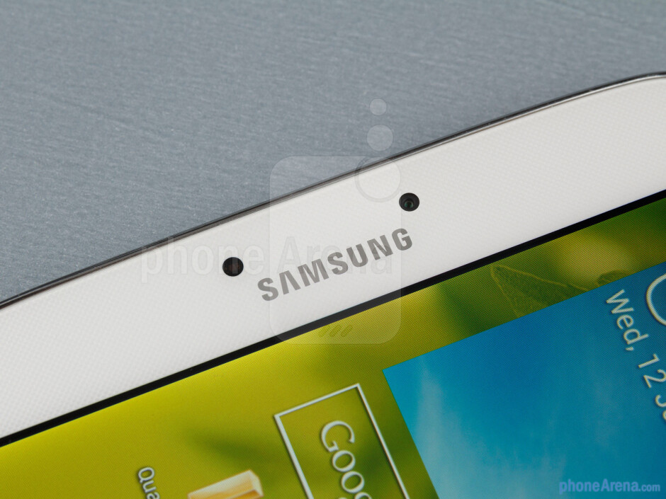 Front camera - Samsung Galaxy Tab 3 8-inch Review