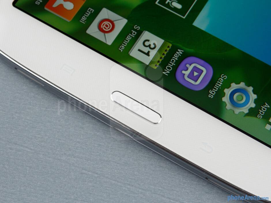 Android keys - Samsung Galaxy Tab 3 8-inch Review