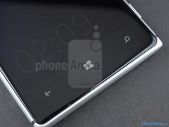 Windows Phone keys - Nokia Lumia 925 Review