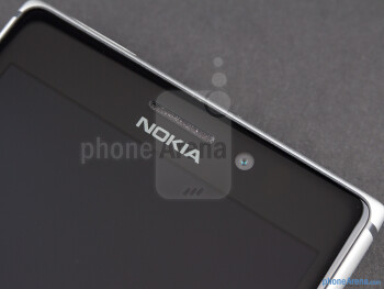 Front camera - Nokia Lumia 925 Review