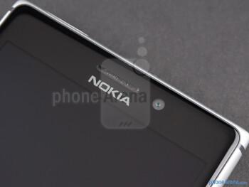 Front camera - Nokia Lumia 925 Review