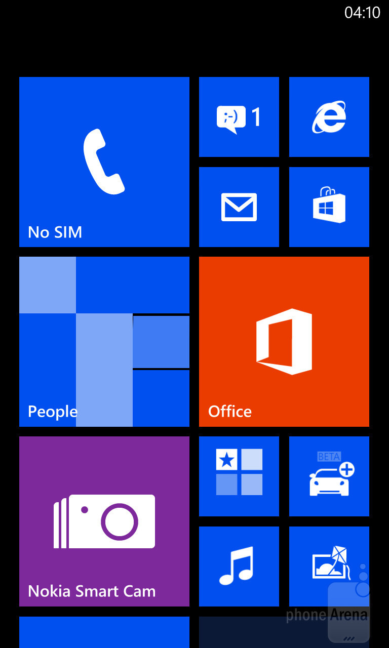 wp8 1 screen icons download pdf