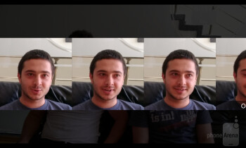 Best faces - The Nokia Smart Cam app - Nokia Lumia 925 Review