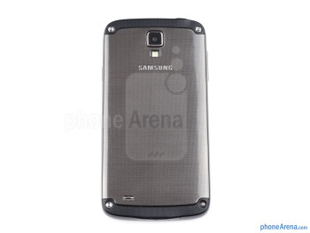 Back - Samsung Galaxy S4 Active Review