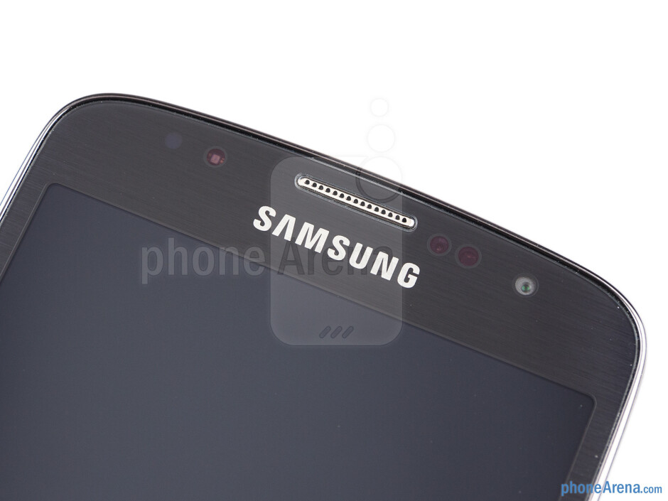 Front camera - Samsung Galaxy S4 Active Review