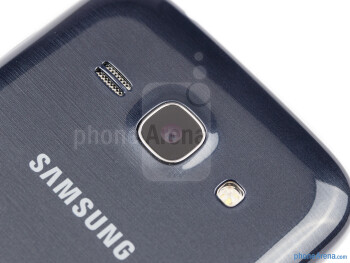 The 5-megapixel shooter on the back - Samsung Galaxy Ace 3 Review