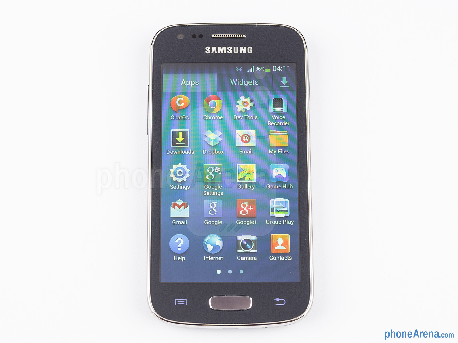 Samsung Galaxy Ace 3 Review